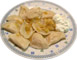 Perogy plate